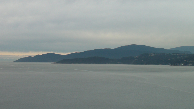 View from Stanley Park